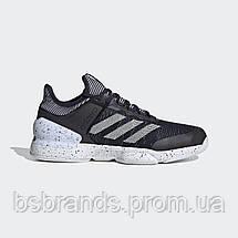 Мужские кроссовки адидас для тенниса Ubersonic 2 Hard Court FW0066 (2020/2), фото 2