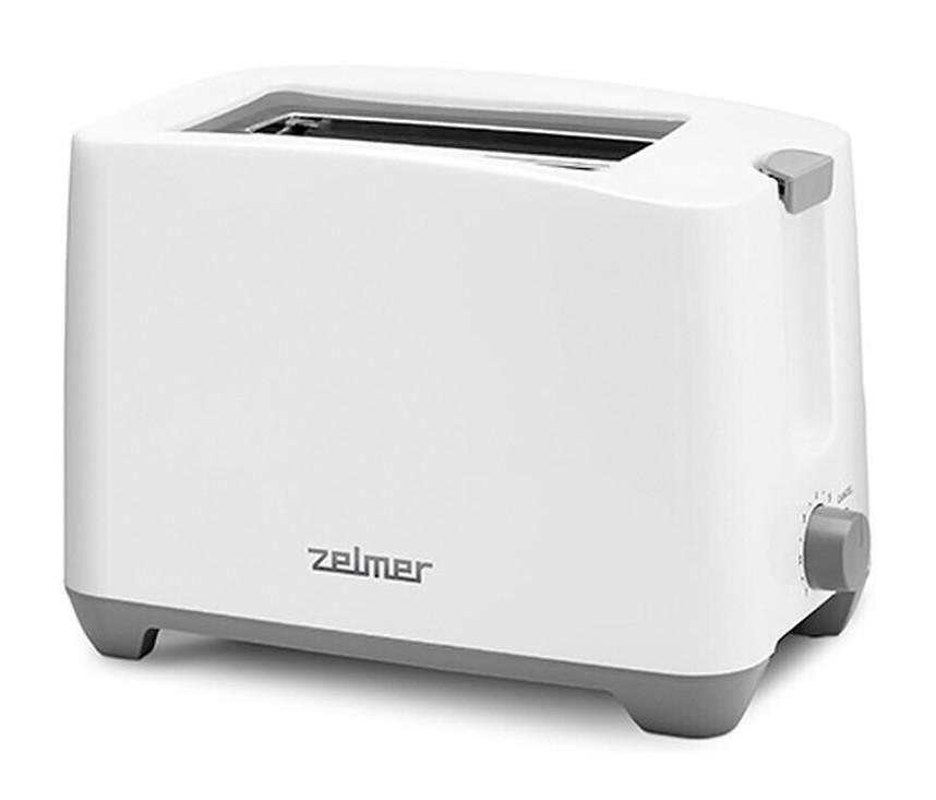 Тостер Zelmer ZTS7386 750 Вт Белый