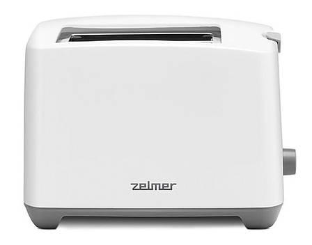 Тостер Zelmer ZTS7386 750 Вт Белый, фото 2