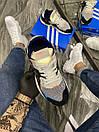 Adidas Nite Jogger Black Blue Yellow (Черный), фото 2
