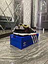 Adidas Nite Jogger Black Blue Yellow (Черный), фото 6