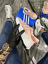 Adidas Ozweego Pure White (Персиковий), фото 3
