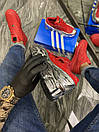 Adidas Raf Simons Red Silver Metallic (Красный), фото 3