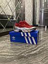 Adidas Raf Simons Red Silver Metallic (Красный), фото 4