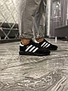 Adidas Iniki Black White (Чорний), фото 7