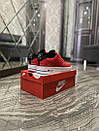 Nike Air Force 1 Low Red White (Красный), фото 6