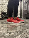 Nike Air Force 1 Low Red White (Красный), фото 7