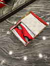 Nike Air Force 1 Low Red White (Красный), фото 8