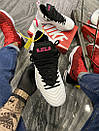 Nike LeBrone 15 White Black (Белый), фото 2
