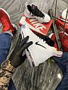Nike LeBrone 15 White Black (Белый), фото 3