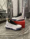 Nike LeBrone 15 White Black (Белый), фото 5