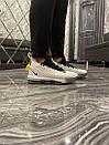 Nike LeBrone 15 White Black (Белый), фото 7