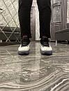Nike LeBrone 15 White Black (Белый), фото 9