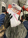 Nike Air Force 1 Shadow Blue Pink (Белый), фото 3
