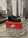 Nike Air Force 1 Type Black (Черный), фото 4