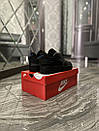 Nike Air Force 1 Type Black (Черный), фото 6