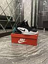 Nike Air Uptempo Black (Чёрный) , фото 4