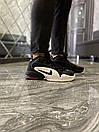 Nike Air Uptempo Black (Чёрный) , фото 7