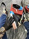 Puma Cali Black Blue White. (Чорний), фото 3
