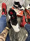 Nike Air Jordan Space 720 Black White (Білий), фото 2
