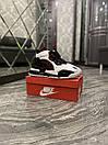 Nike Air Jordan Space 720 Black White (Білий), фото 4