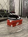 Nike Air Jordan Space 720 Black White (Білий), фото 6