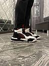 Nike Air Jordan Space 720 Black White (Білий), фото 7