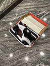 Nike Air Jordan Space 720 Black White (Білий), фото 8