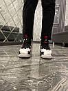 Nike Air Jordan Space 720 Black White (Білий), фото 9