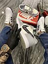 Nike Air Jordan 1 Retro x Dior (Серый), фото 3