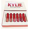 Набір рідких матових помад 6 в 1 Kylie 8626 Limited Edition