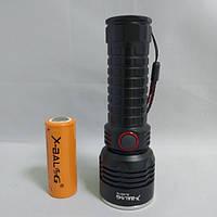 Тактичний ліхтар POLICE BL S09 T6 ліхтарик 1200 Люмен, фото 1