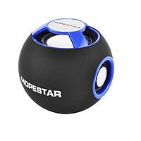 Портативная Bluetooth колонка Hopestar H46 ФМ, MP3, USB Синий, фото 1