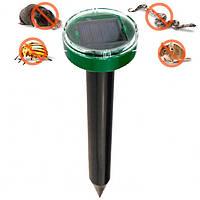 Отпугиватель насекомых и грызунов с солнечной понелью Garden Pro, фото 1