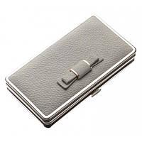 Женский кошелек Baellerry n1228 клатч Серый, фото 1
