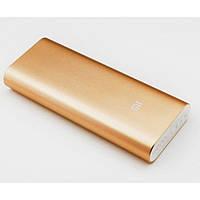 Внешний аккумулятор Power bank XIAOMI 16000 Mah батарея Золотой, фото 1