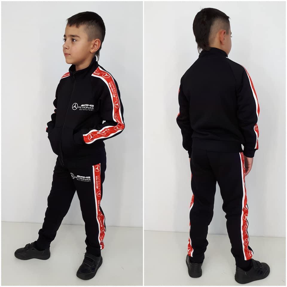 Спортивный  костюм Mercedes на мальчиков  подростков