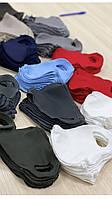 Маска ДИТЯЧА захисна БАГАТОРАЗОВА, тканинна,різні кольори 10шт+1шт В ПОДАРУНОК!