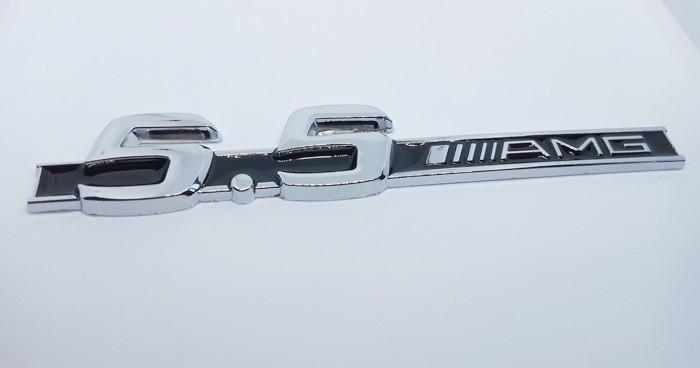 Шильдик надпись Mercedes 5.5 AMG