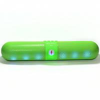Портативная Bluetooth-колонка S910 с ФМ, MP3, USB Зелёная