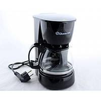 Капельная кофеварка DOMOTEC MS-0707 кофе машина, фото 1