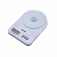 Кухонні Електронні Ваги ЅСА 301 7 кг Білі, фото 1