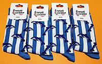 Носки Neseli Daily Дельфины в полоску голубую 1451