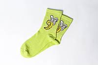 Носки Rock'n'socks Банан зелёный, фото 1