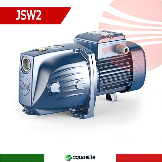 Самовсасывающий насос бытовой Pedrollo JSWm 2BX