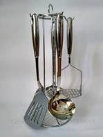 Набор кухонных инструментов Garnitur 6 предметов Krauff 29-44-135