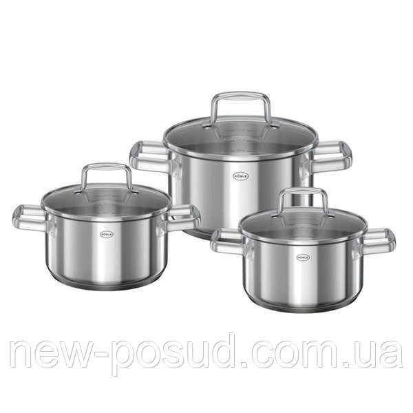 Набор посуды Rosle Moments 6 пр R13308