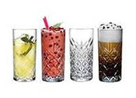 Набор стаканов 295 мл 4 предмета Timeless Pasabahce 52820