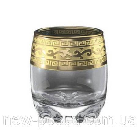 Набор стопок 6 шт 60 мл Гусь хрустальный Версаче GE08-2244