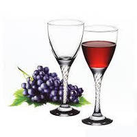 Набор бокалов для красного вина 205 мл 6 предметов Twist Pasabahce 44372